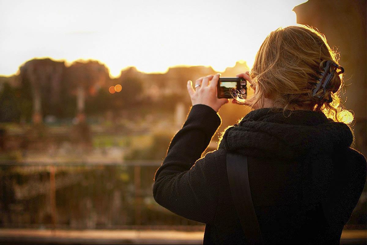 Hacer fotos mejora el disfrute de tus viajes