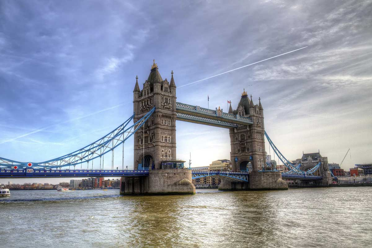 Planifica tu visita al Tower Bridge de Londres