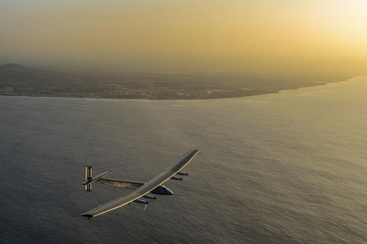Solar Impulse 2 o cómo volar con la ayuda del Sol
