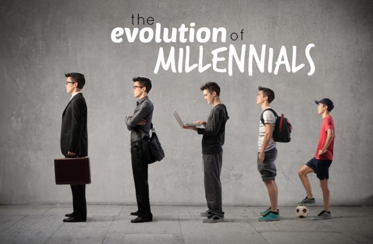 Millennials-Evolution
