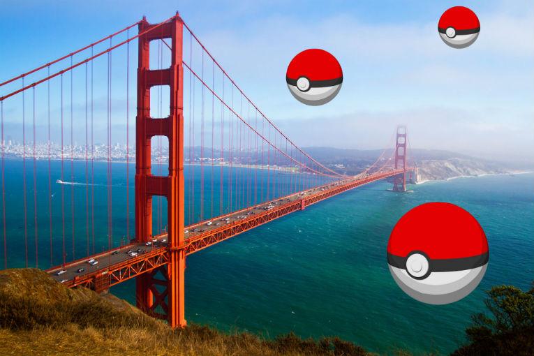 Entrenadores Pokémon, ¡os está esperando el safari Pokémon Go!
