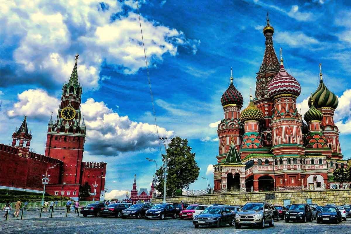 Descubre la historia de Moscú al más puro estilo Pokémon Go