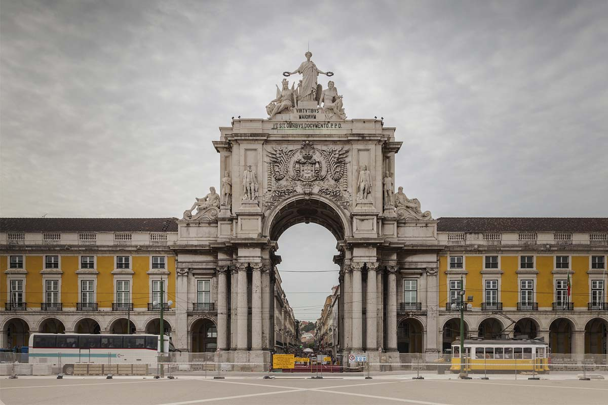 As caras de Lisboa te espera en agosto en la Plaza del Comercio