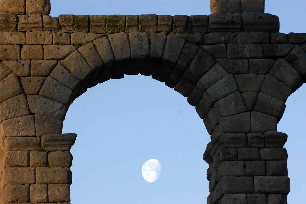 El Acueducto de Segovia es un enfermo crónico