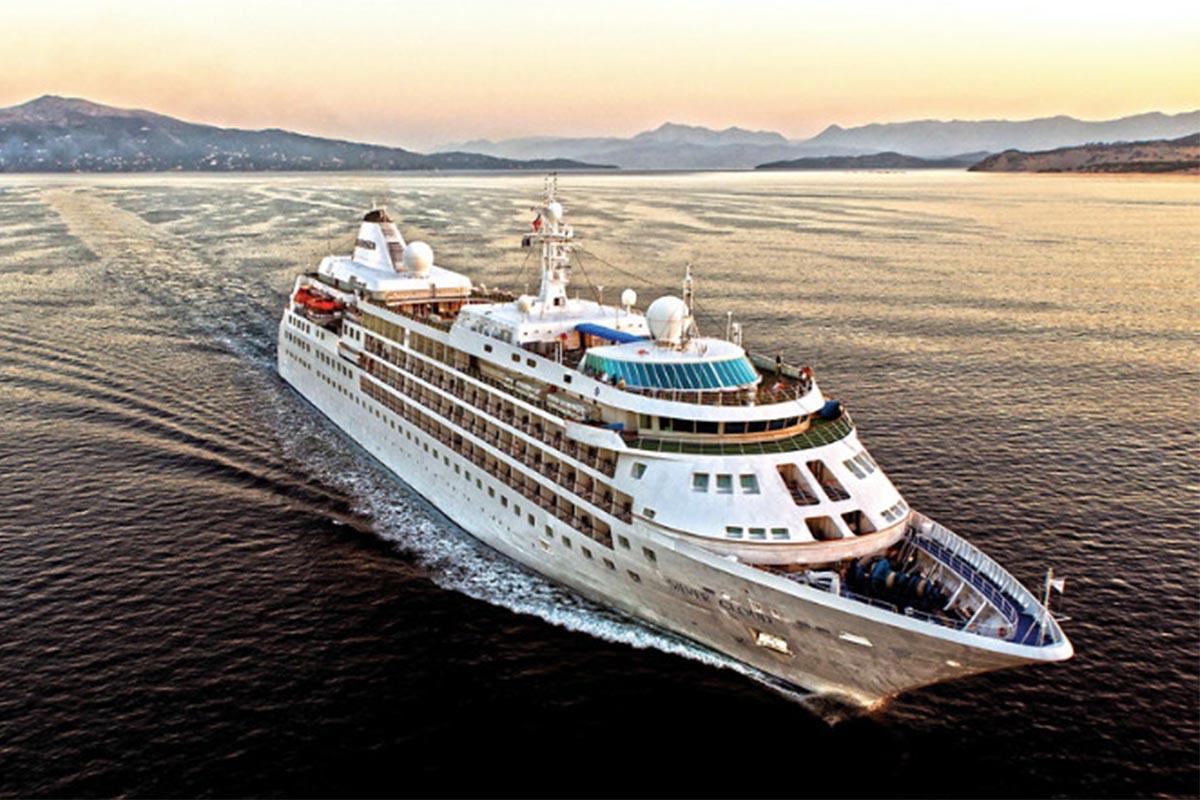 Estados Unidos vivirá en este crucero de lujo en Río de Janeiro