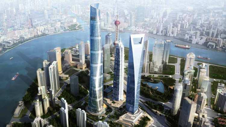 shanghai-tower_ Edificios más altos.