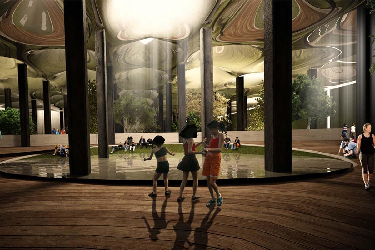The Lowline, Nueva York tendrá el primer parque subterráneo del mundo