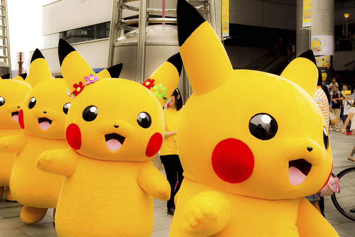 Conviértete en guía turístico gracias a Pokémon Go