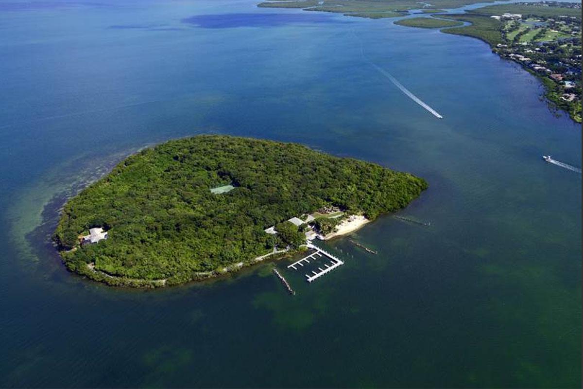 Pumpkin Keys: Se vende isla privada