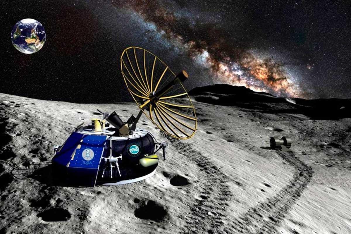 Fotografía por cortesía de Moon Express