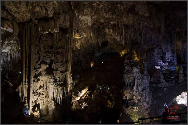 Fotografía por cortesía de la Fundación Cueva de Nerja