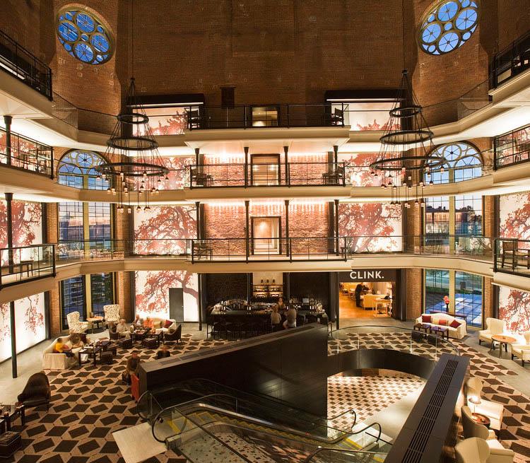 Fotografía por cortesía de HEI Hotels and Resorts