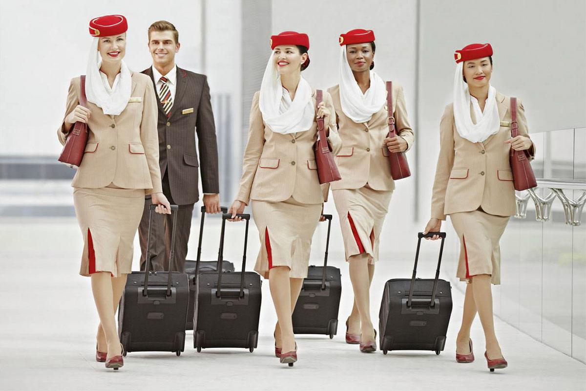 ¡Oportunidad! Trabaja en Emirates