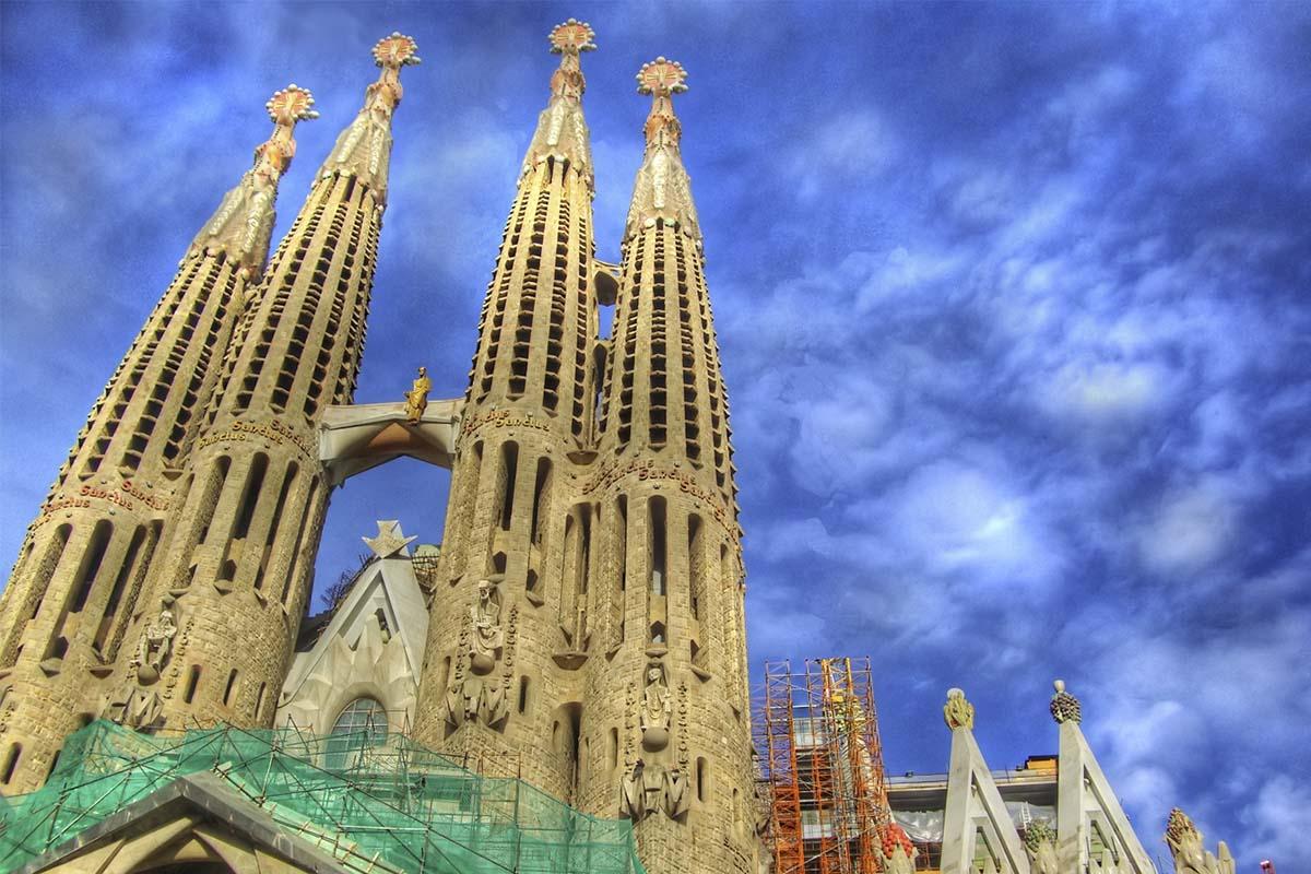 Los turistas otorgan un notable alto a Barcelona