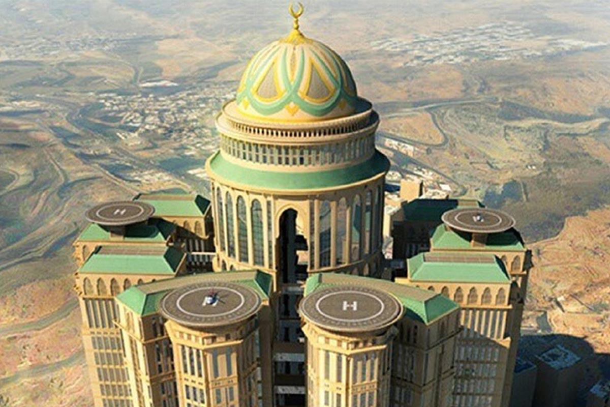 Arabia Saudí albergará el hotel más grande del mundo
