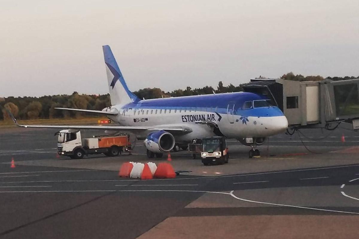 La broma de un español obliga a desalojar el aeropuerto de Tallín