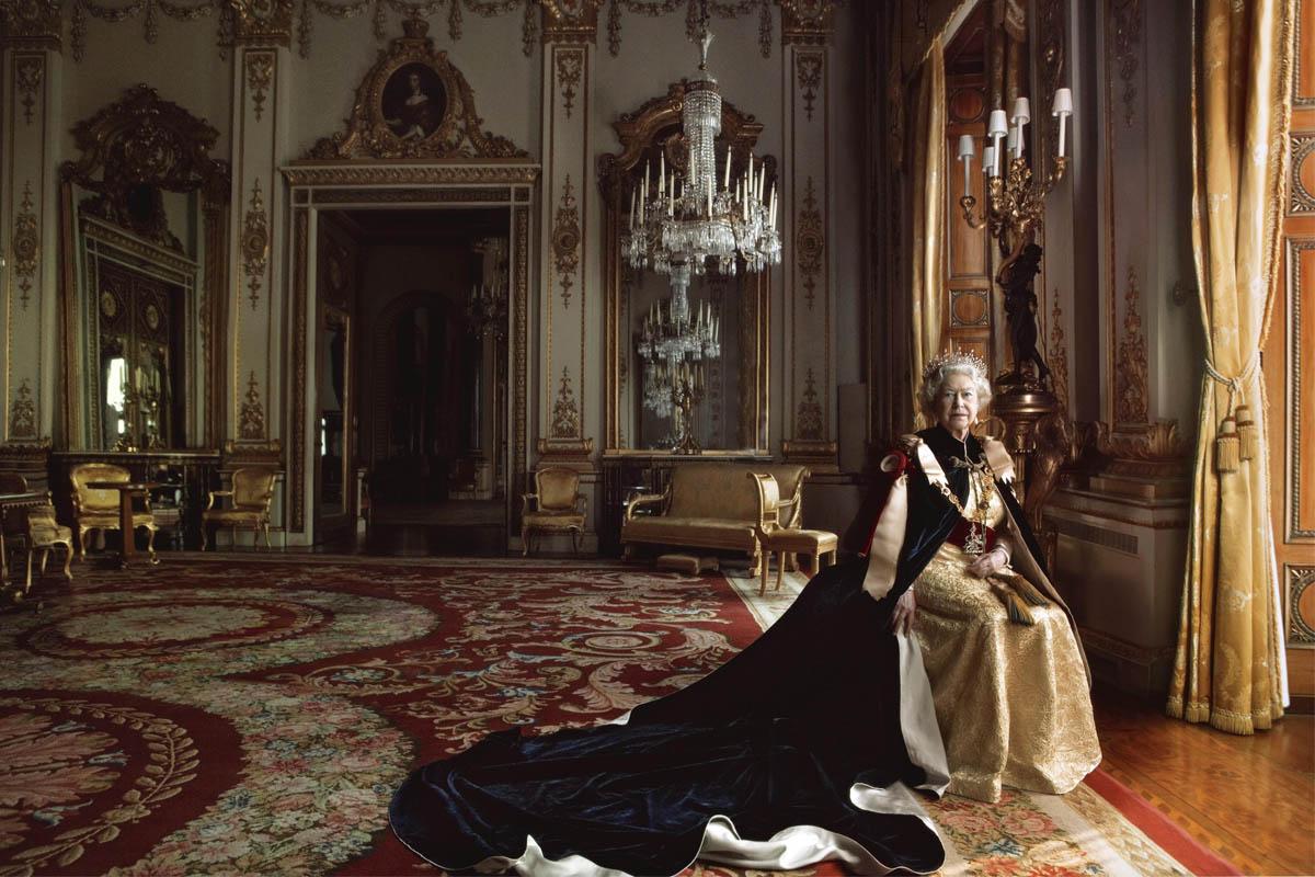 Descubre Londres limpiando el palacio de Isabel II