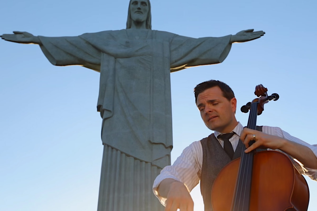 Misión: hacer música en las Siete Maravillas del Mundo