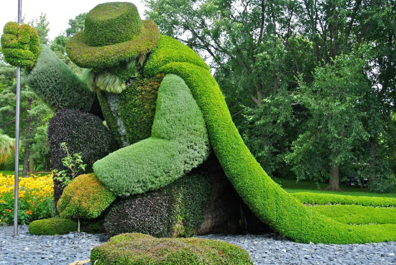Resultado de imagen de jardín
