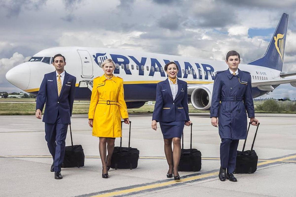 ¿Quieres trabajar? Ryanair te está buscando