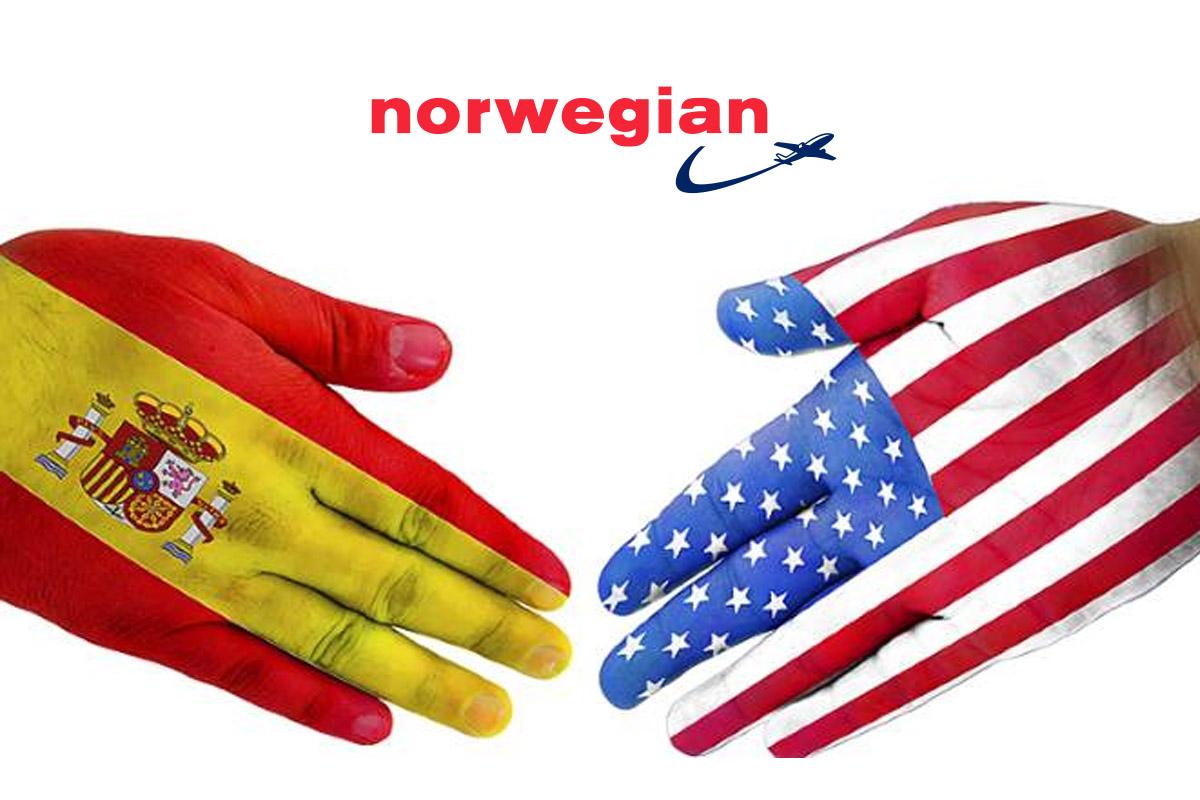 Norwegian conectará España con Estados Unidos mediante vuelos low cost