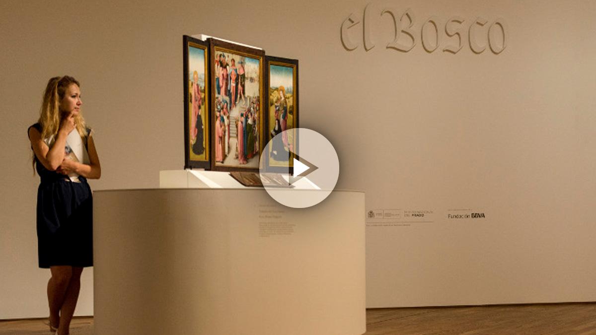 La exposición de El Bosco bate récords en el Museo del Prado