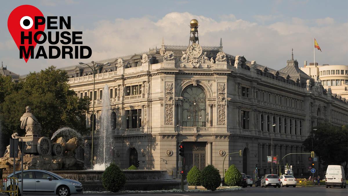 Fotografía por cortesía de Open House Madrid 2016