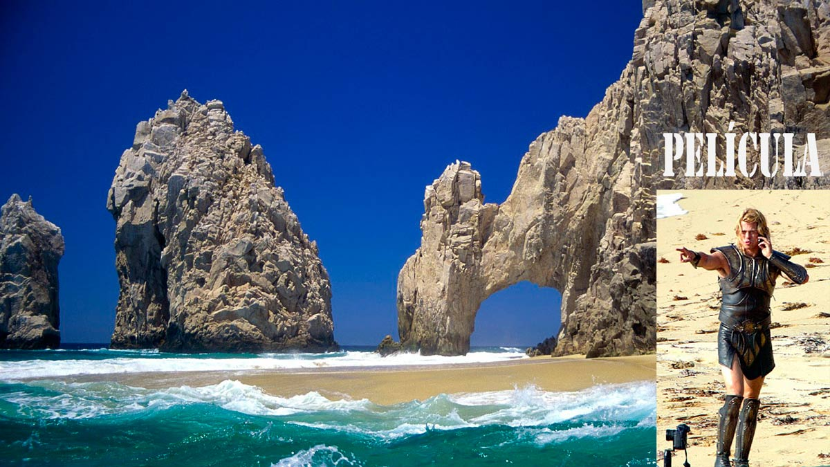 Las cinco mejores playas para los amantes del cine