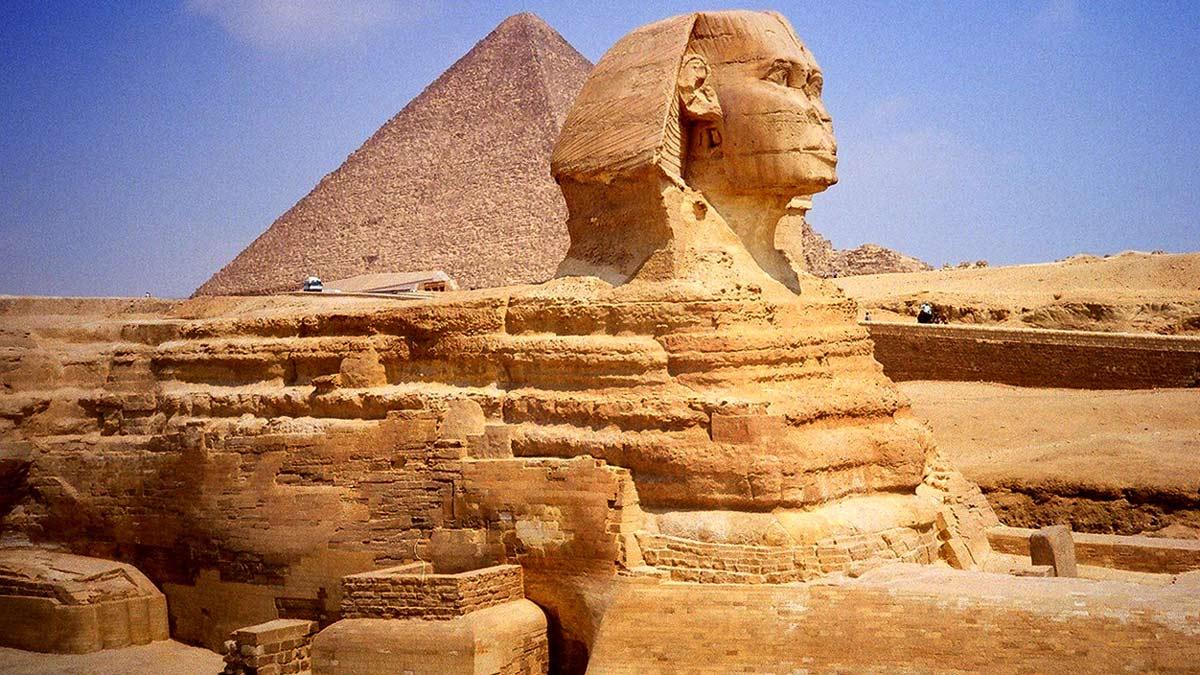 Resultado de imagen de egipto monumentos