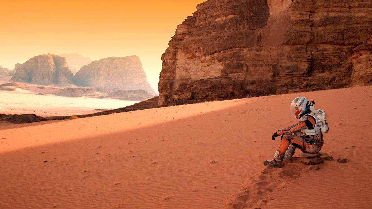 """Space X te propone una """"pequeña escapada"""" a Marte"""