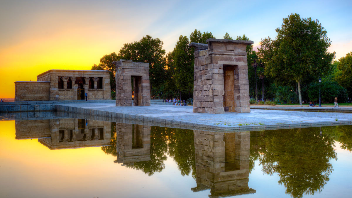 Monumentos del mundo made in Egipto