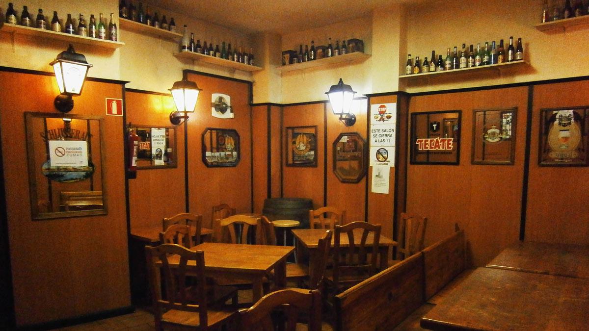 De ruta por los bares más originales de Madrid
