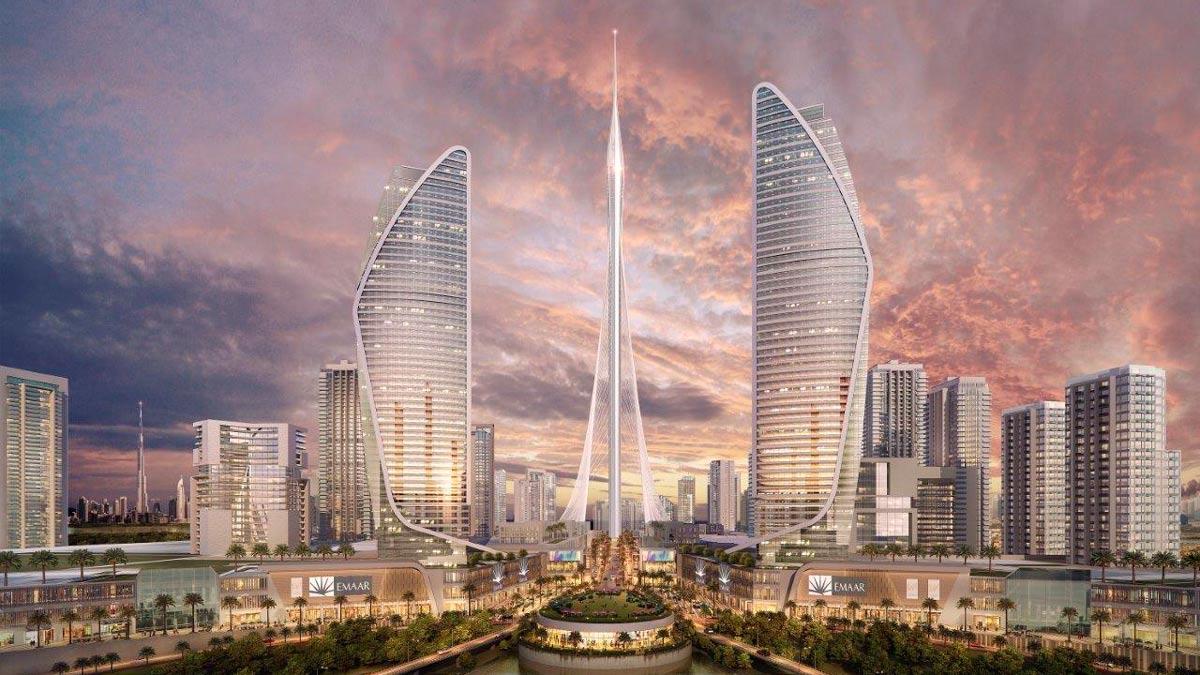 La torre más alta del mundo estará en Duba y tendrá sello español