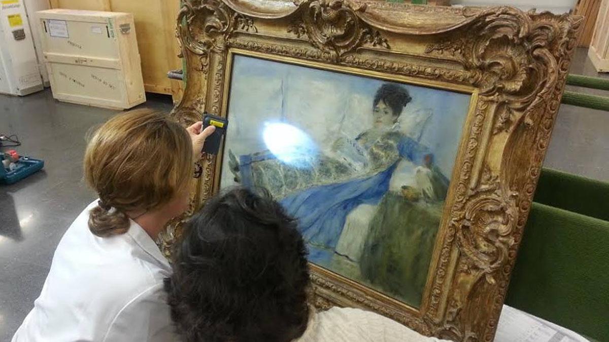 Visita ya la exposición Renoir: Intimidad