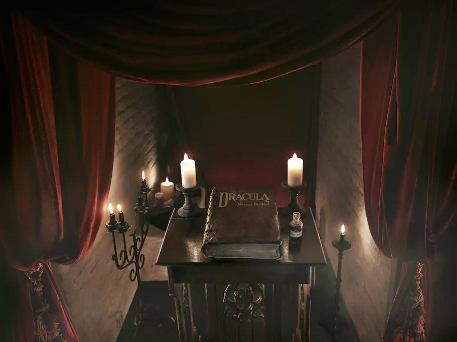 Halloween: ¿Te atreves a dormir en el castillo del conde Drácula?