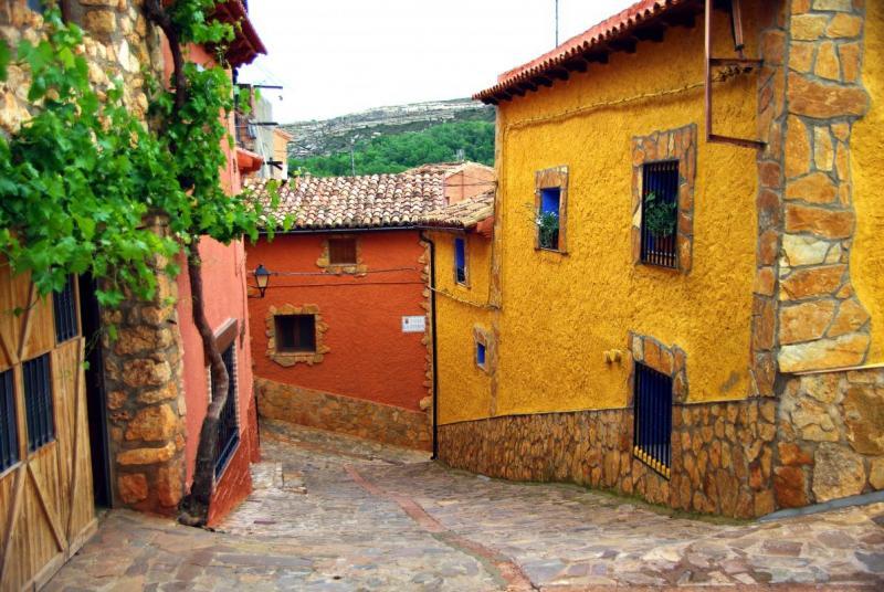 Los pueblos más bonitos de España tienen pocos habitantes