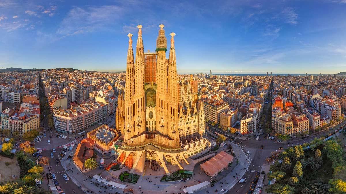 Cuatro ciudades españolas entre las preferidas por los estadounidenses