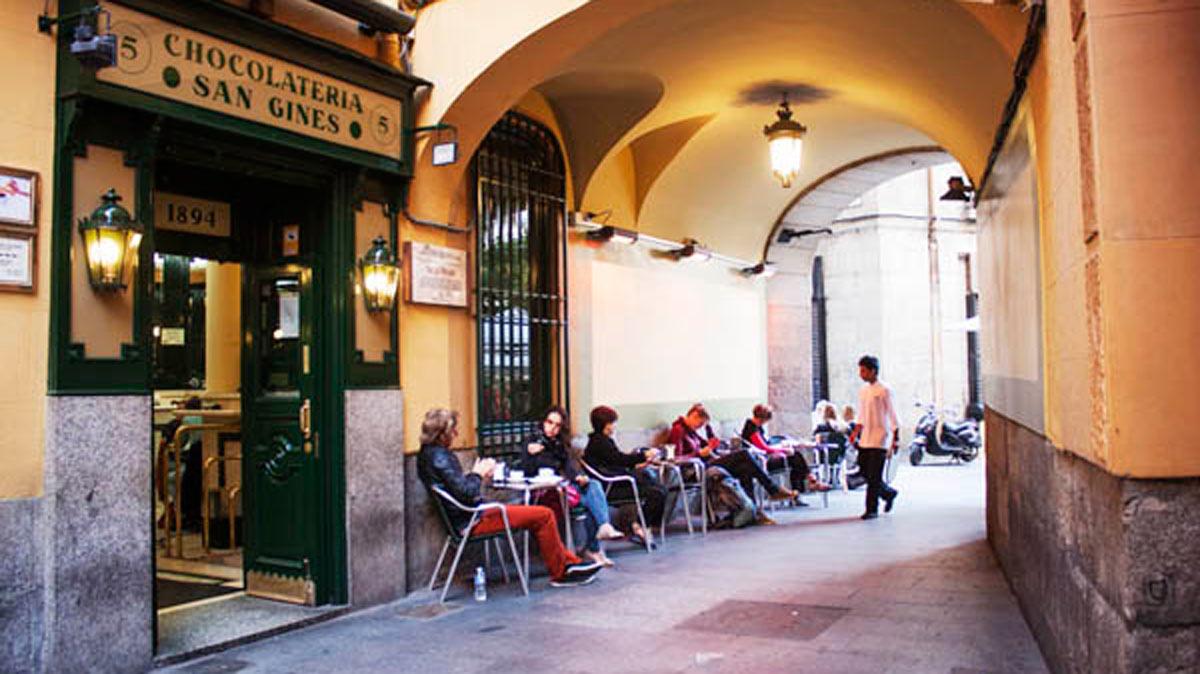 ¿Quieres saber donde degustar los mejores churros de Madrid?