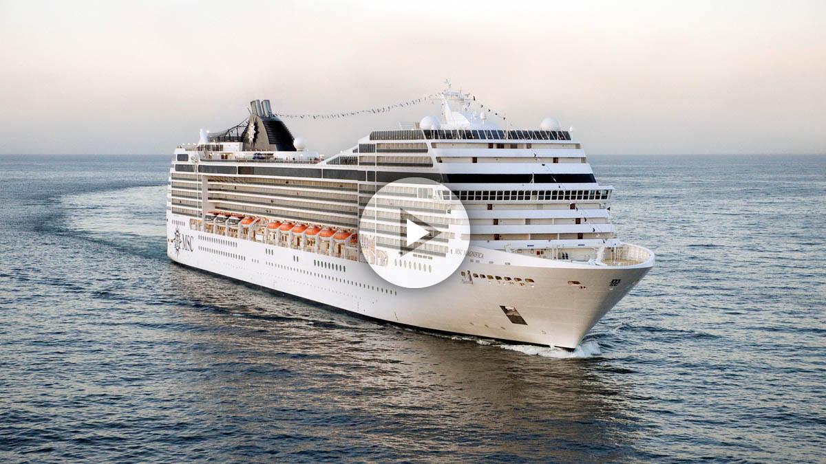 Da la vuelta al mundo a bordo del MSC World Cruise