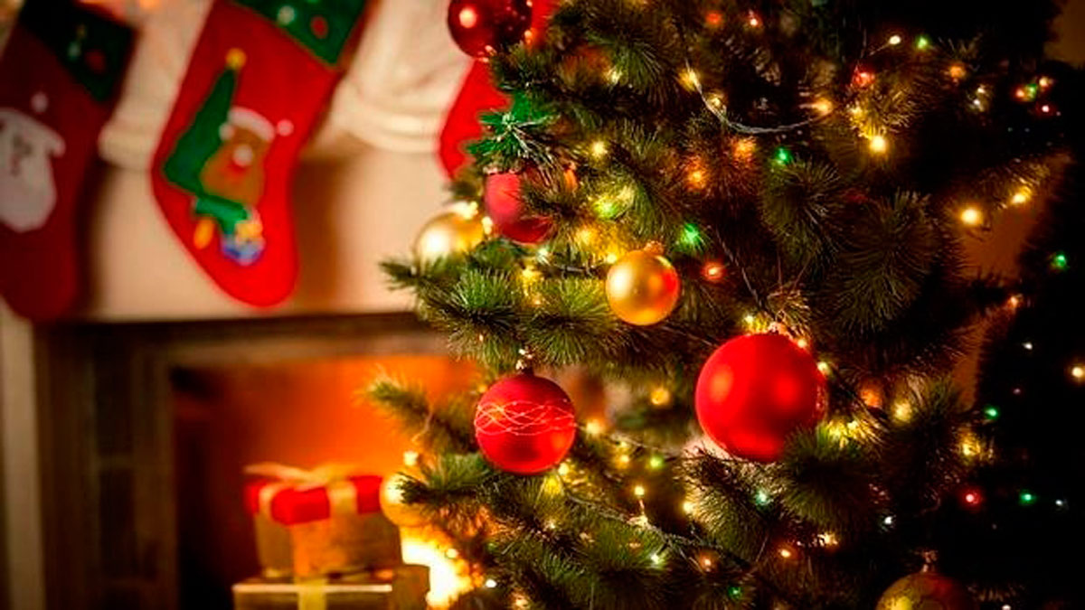 Te presentamos el árbol de Navidad más feo del mundo
