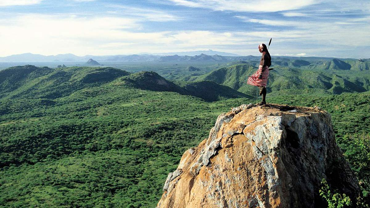 Kenia y sus parajes más impresionantes