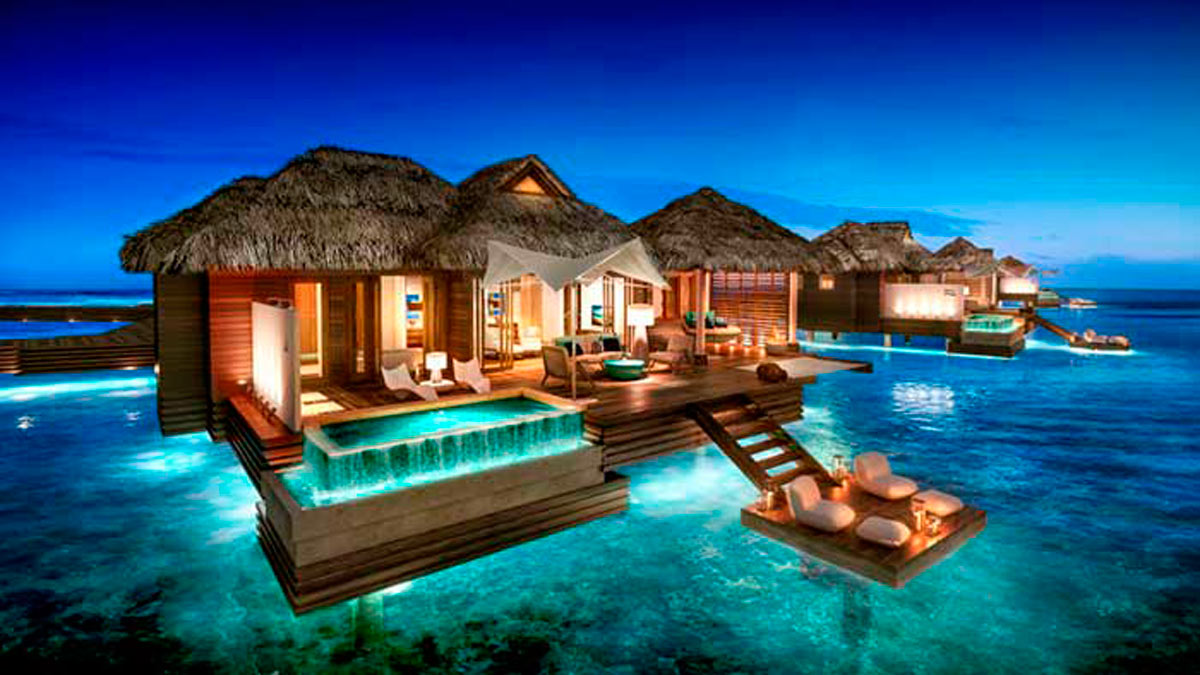 Cinco Hoteles Catalogados Con 7 Estrellas