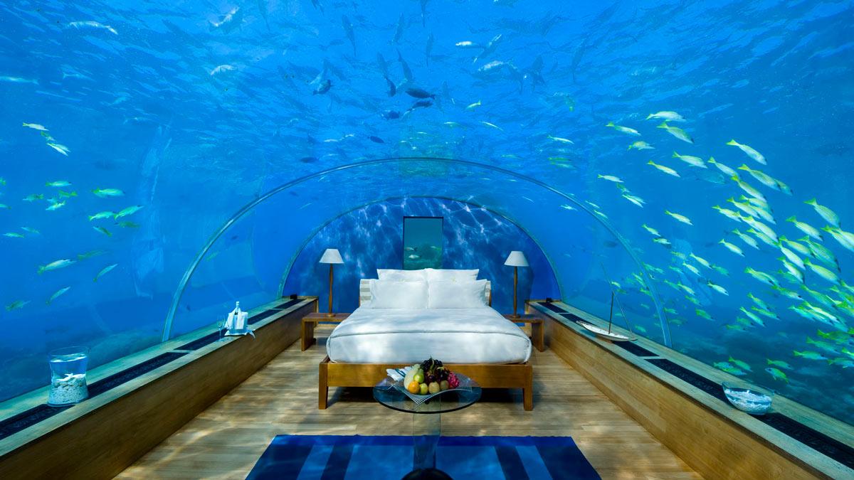 ¿Quieres dormir sobre el agua? Estos son los hoteles perfectos