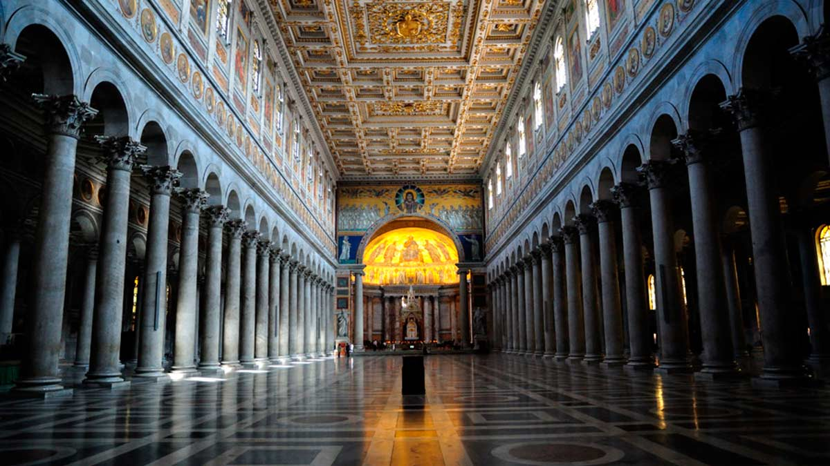 5 lugares escondidos para disfrutar de Roma