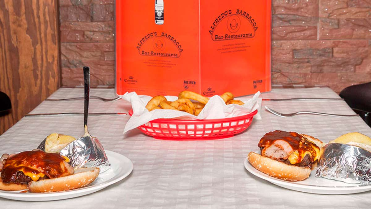 De ruta por las mejores hamburgueserías de Madrid