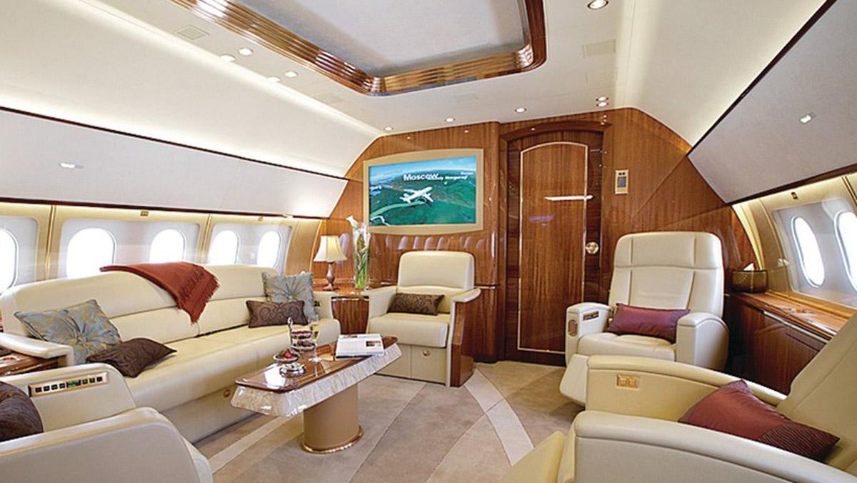¿Quieres dar la vuelta al mundo en un avión de lujo?