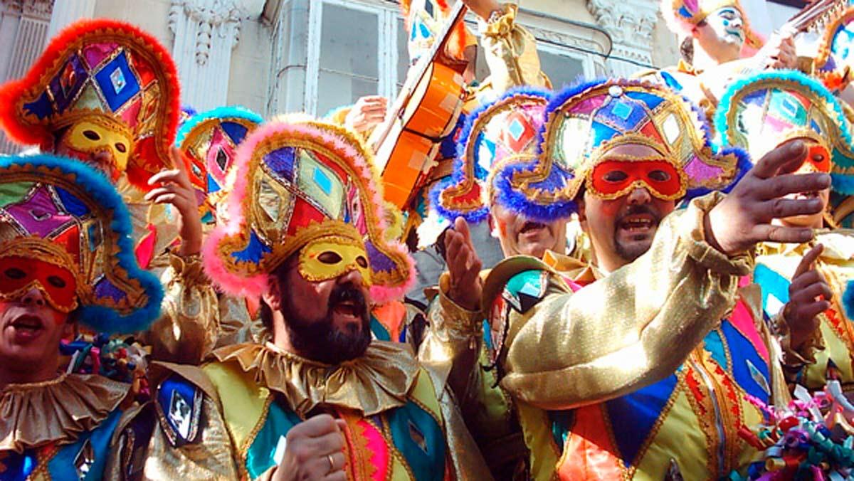 Los 5 datos que debes conocer si visitas el Carnaval de Cádiz