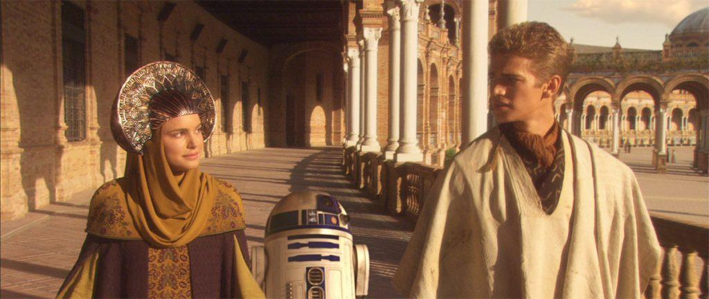Resultado de imagem para plaza de espana star wars