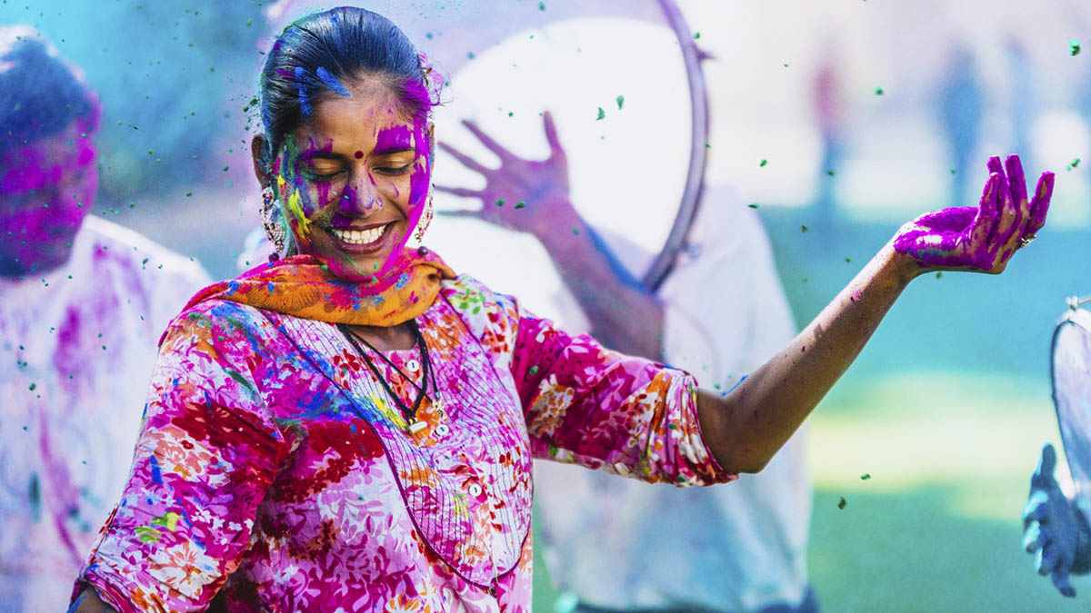 ¡India te espera! 6 destinos donde festejar Holi 2017