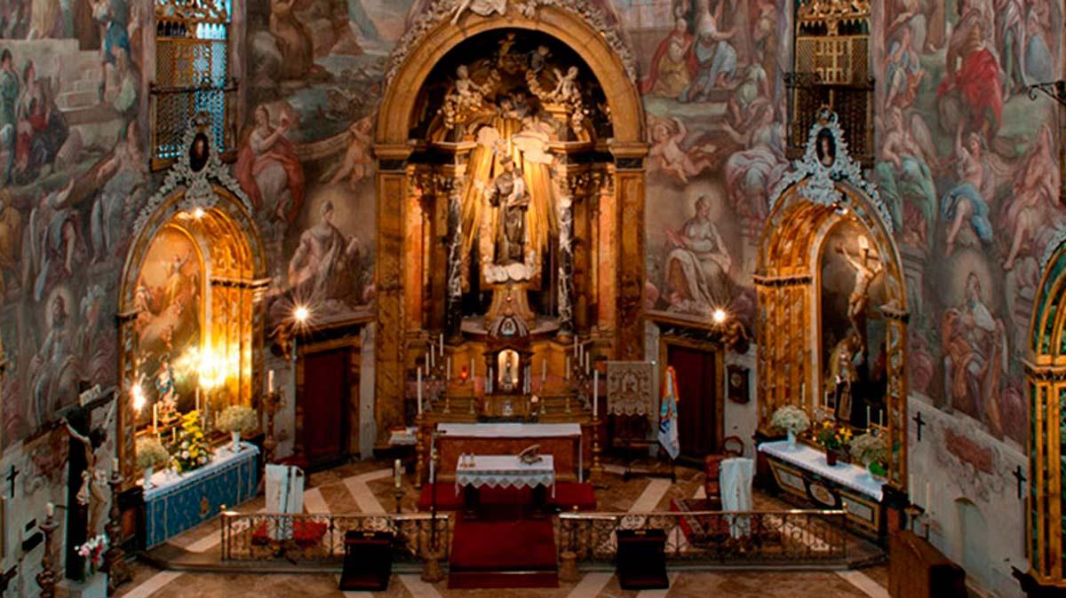 Las tres iglesias más peculiares de Madrid